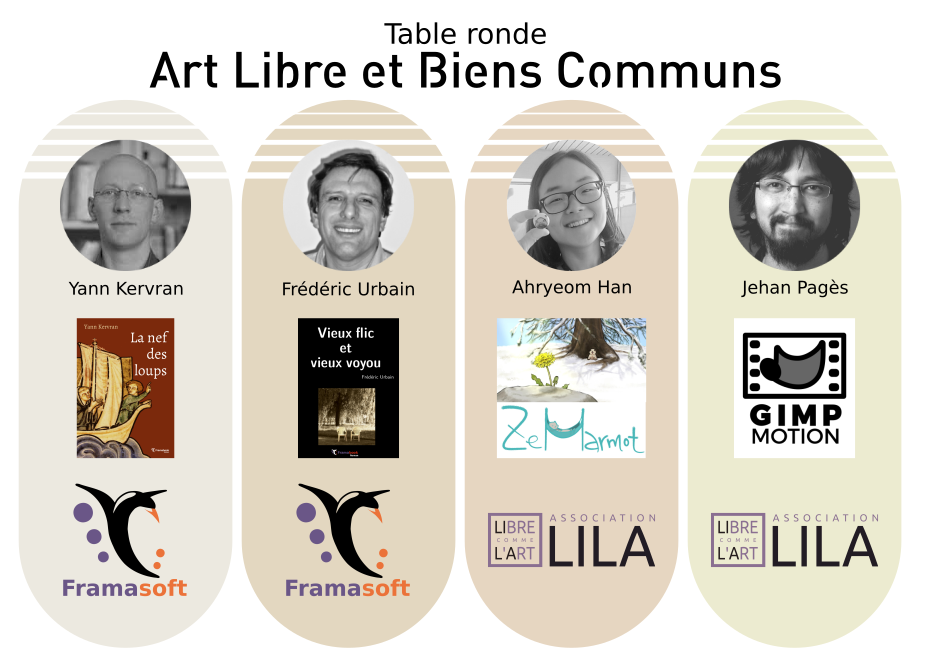 Round Table: Libre Art and Commons