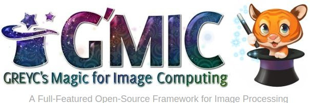G'MIC, Open-Source framework for image processing